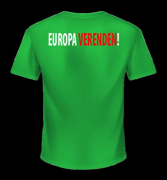 Gebaerbockt! - T-Shirt - Europa verenden!