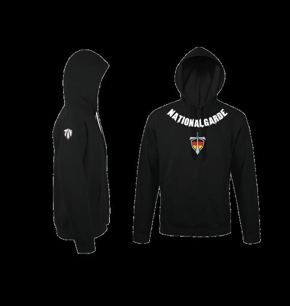 Nationalgarde - Hoodie schwarz