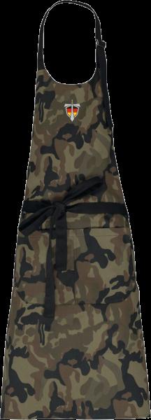 Nationalgarde Latzschürze Camo