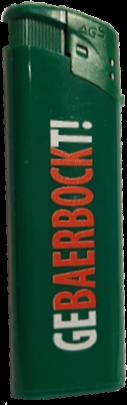 Gebaerbockt - Feuerzeug