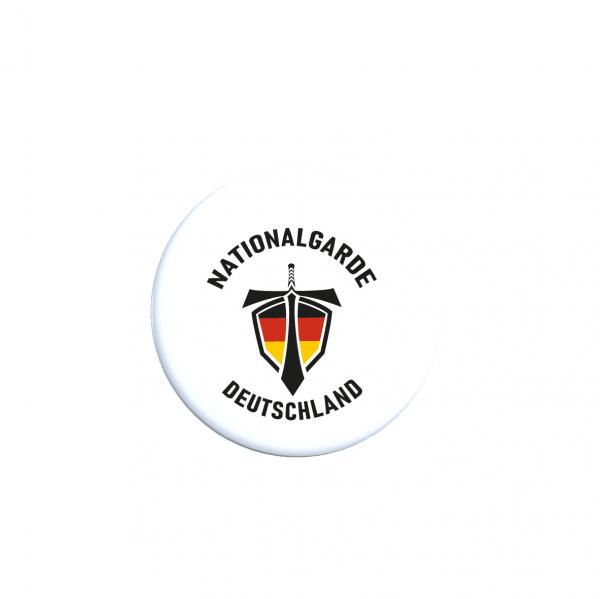 Nationalgarde Ansteckbutton