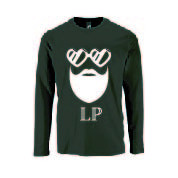 LP Kollektion II Langarmshirt schwarz