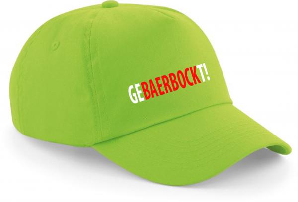 GEBAERBOCKT- CAP