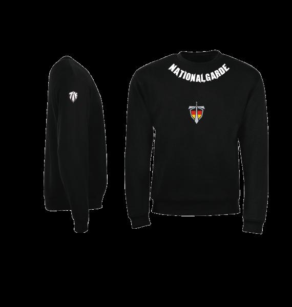 Nationalgarde Langarmshirt schwarz