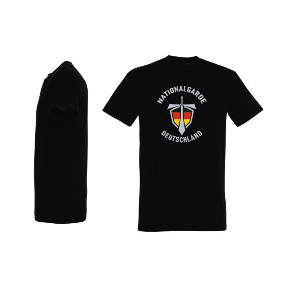 NationalgardeII T-Shirt schwarz