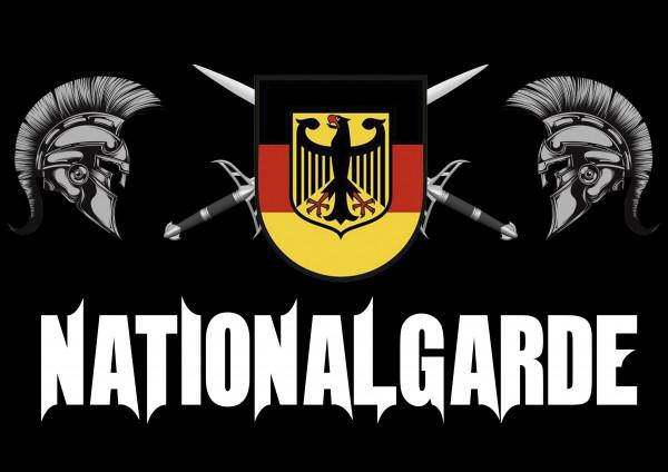 Nationalgarde Mousepad