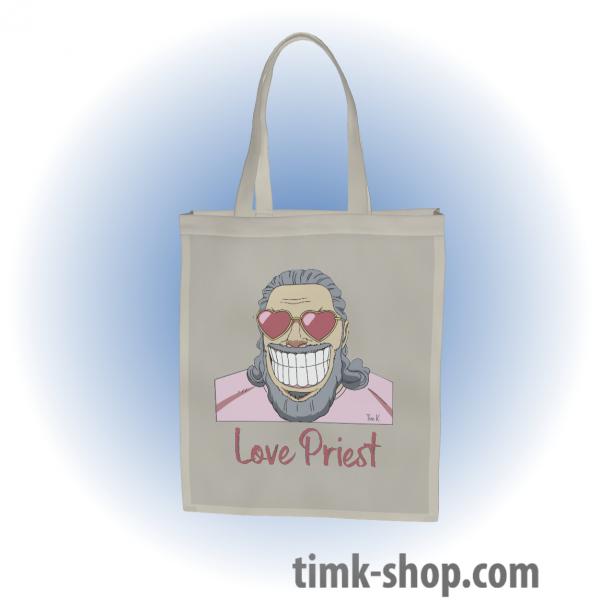 Love Priest Tasche