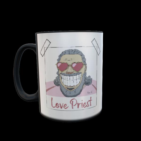 Love Priest Wondermug